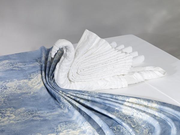 FM Towel White Swan