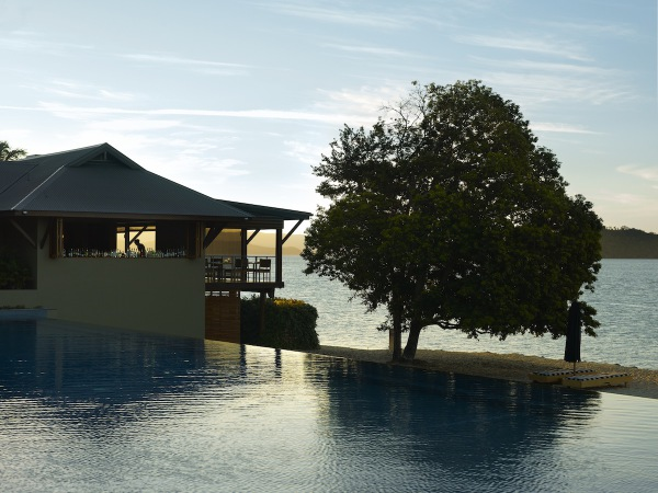 Hotel Qualia on Hamilton Island. Australia. November 2013